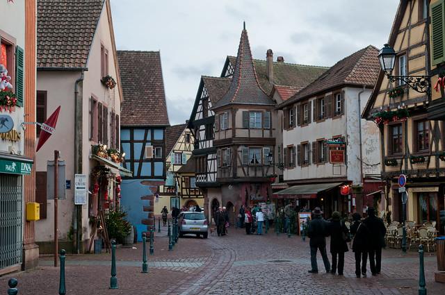 Kaysersberg, Alsace