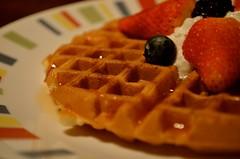 Waffle à la Carte