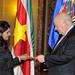 New Ambassador of Suriname Presents Credentials