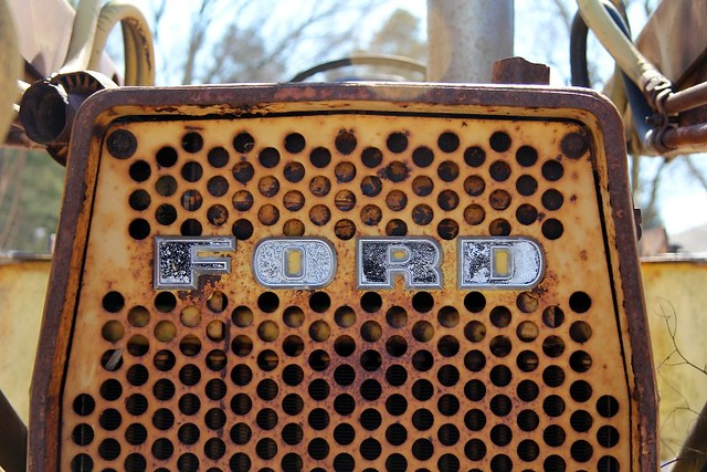 Ford Tractor Grill : Ford fordson and new holland tractor front grills