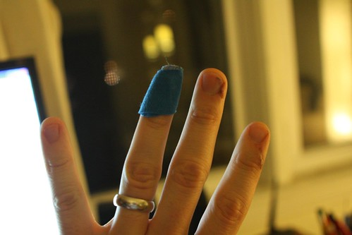 Finger Injury #4 Of The Week