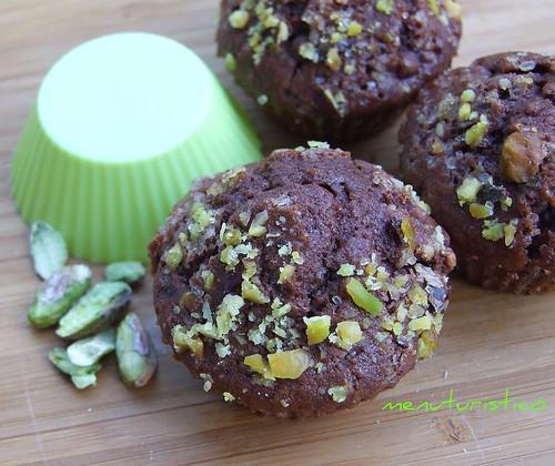 mini muffins ciocco