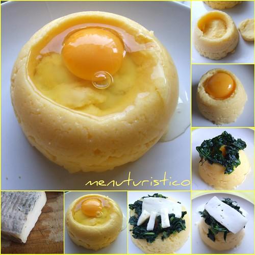 polenta e uovo