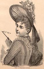 016- La Última moda-revista ilustrada hispano-americana, del 18 de junio de 1888-© MemoriadeMadrid
