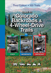 Colorado Backroads & 4WD Cover
