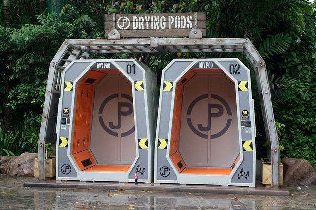 Drying Pods