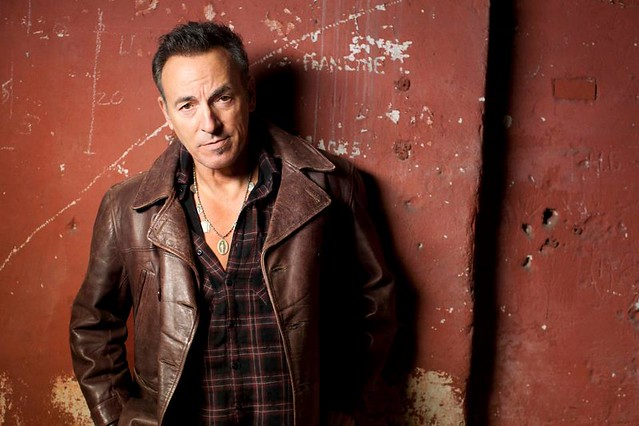 Bruce Springsteen new single artwork -We Take Care Of Our Own - Jan. 19 ,2012