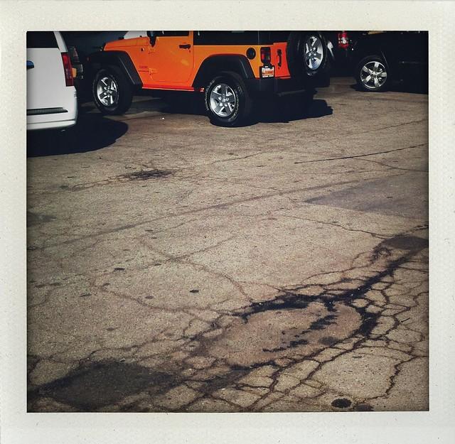 Random Jeep