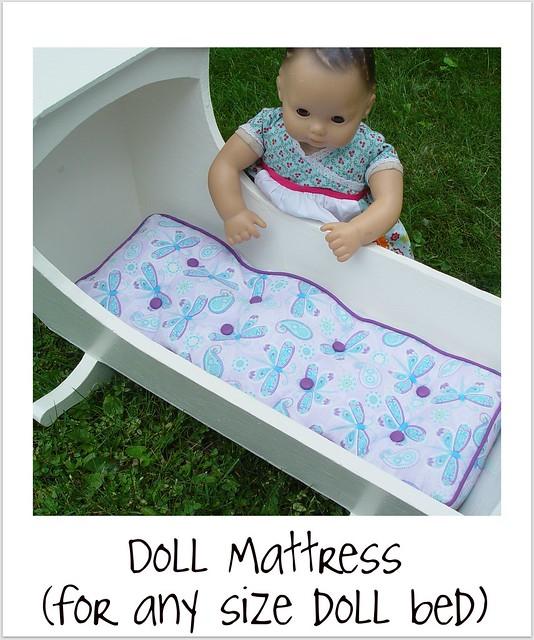 doll mattress