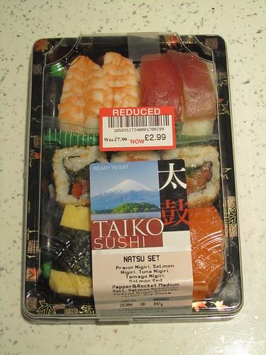 Waitrose Taiko Sushi