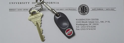 Keys and Access Fob