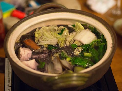 鳥鍋 by i_noriyuki