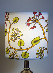 Late Summer Vine lamp shade