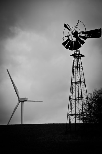 21/366 - Wind energy, old and new.