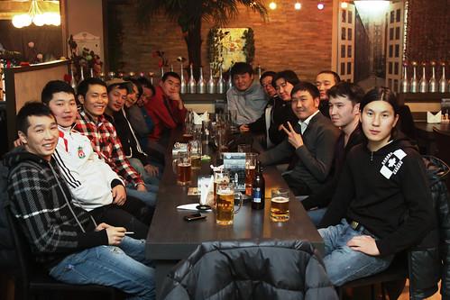 Mongolische Flickr-Treffen.