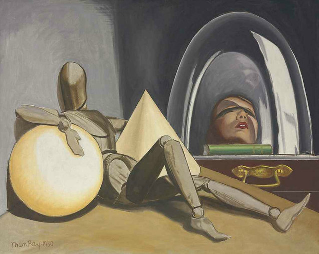 [ R ] Man Ray - Aline et Valcour (1950)