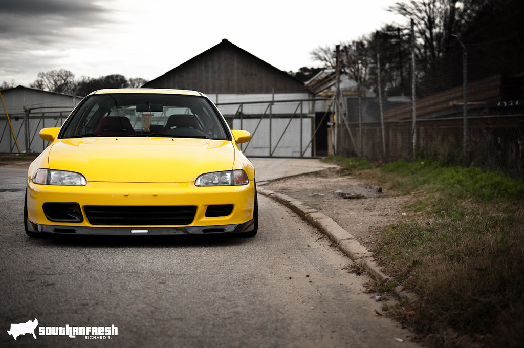 Post your bys airwalker bumper lip for 1993 honda civic ej1 for sale