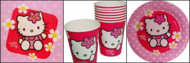 hello kitty party stuff