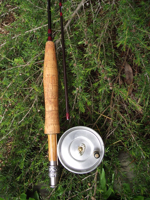 Ultralight fly fishing rods of 2012 for Ultralight fly fishing