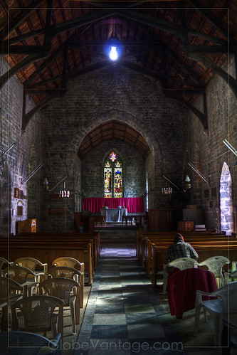 Mcleodganj St Johns Church HDR