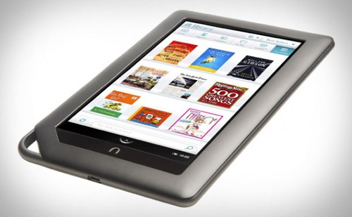 Nook: eBook Reader de Barnes & Noble