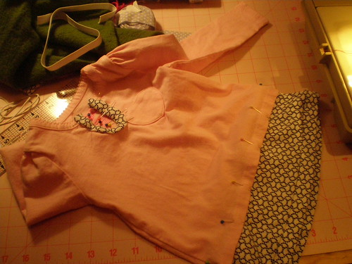 Shirt restyling