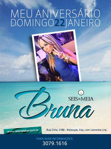 Flyer Bruna by chambe.com.br