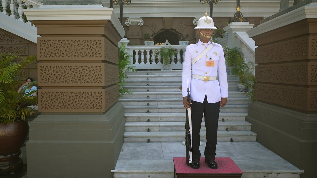 Grand Palace Soldier