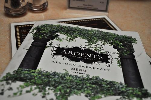 ardent's