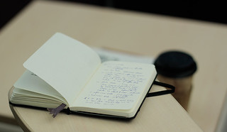 notebook by waferboard, on flickr