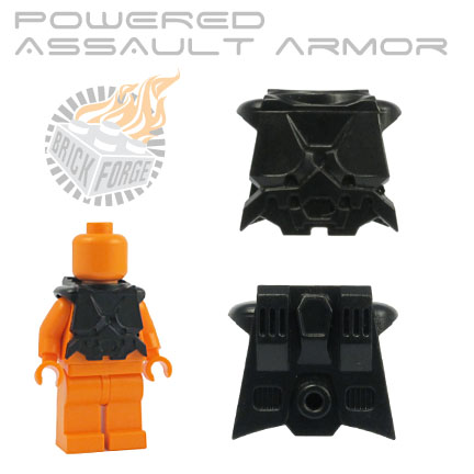 Powered Assault Armor - Black