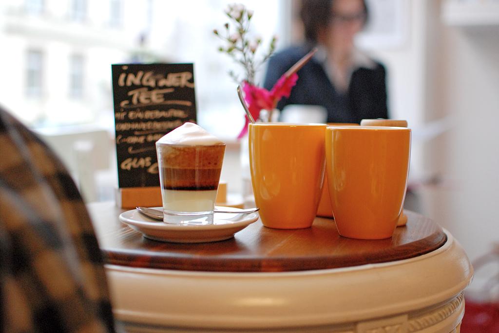 kaffeemacherei Frankfurt