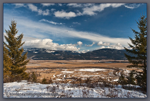 landscape bc creston balancingrock crestonflats