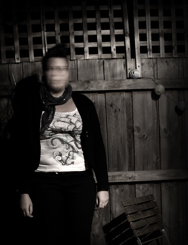 Self-portrait 31/01