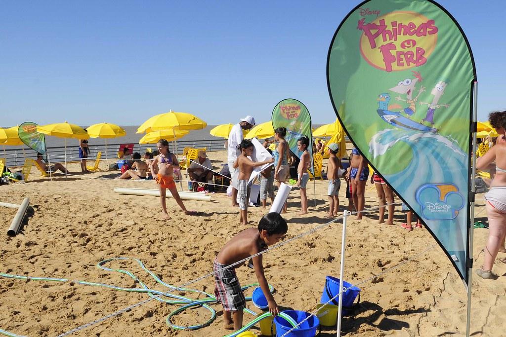 Buenos aires playa parque de los ni os for Espectaculo para ninos buenos aires
