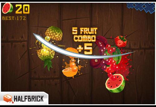 4. Fruit Ninja
