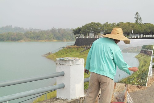 台南烏山頭水庫
