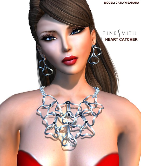 HEART CATCHER SILVER