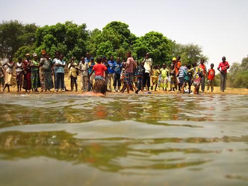 Masonbloggen Senegal River Mali