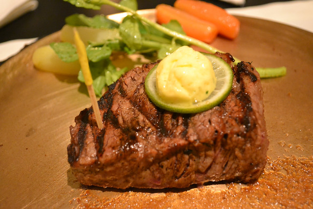 Tenderloin Steak, Angus Steak House