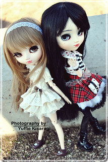Muffin & Astrith - Pullips Custom