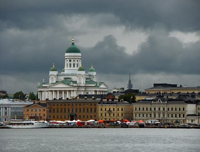 Helsinki Travel Guide by CC user smerikal on Flickr
