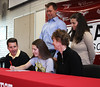 Lauren Pratt signs with Ohio Dominican