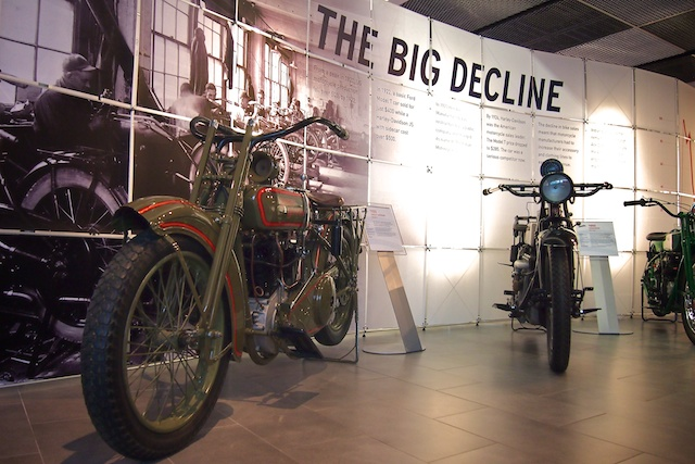 Deeley Motorcycle Exhibition 11