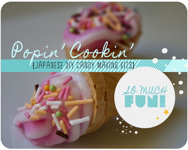 Popin Cookin Candy