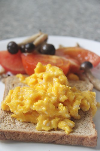 gordon ramsay the perfect scrambled egg