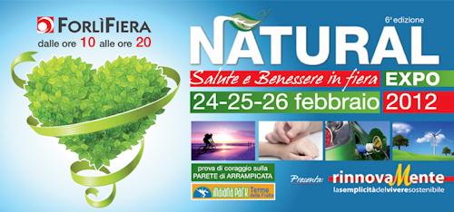 NaturalExpo a Forlì