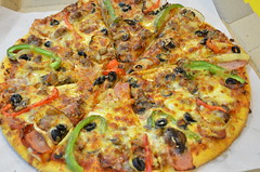 New York's Finest Yellow Cab Pizza Abreeza Ayala Mall Davao