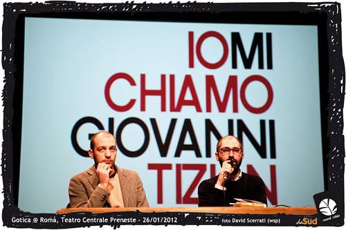 Gotica. Io mi chiamo Giovanni Tizian