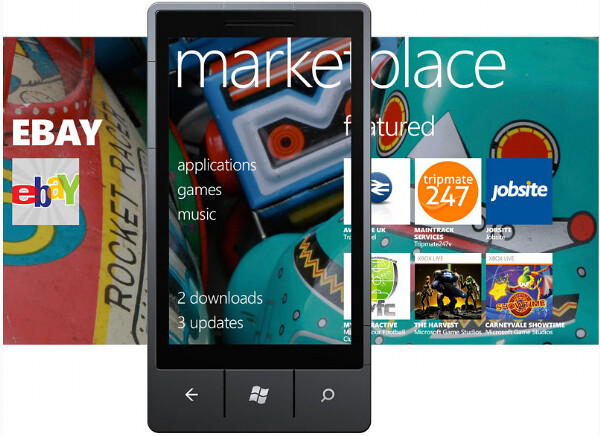 Windows Phone Marketplace Expands to 5 new International Markets